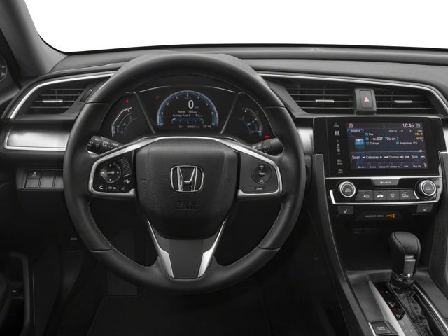 2018 Honda Civic Sedan EX L In Elmhurst, IL   Honda On Grand