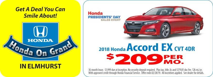 Elmhurst Honda Dealer In Elmhurst Il New And Used Honda Dealership